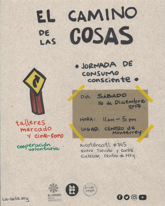 Evento poster
